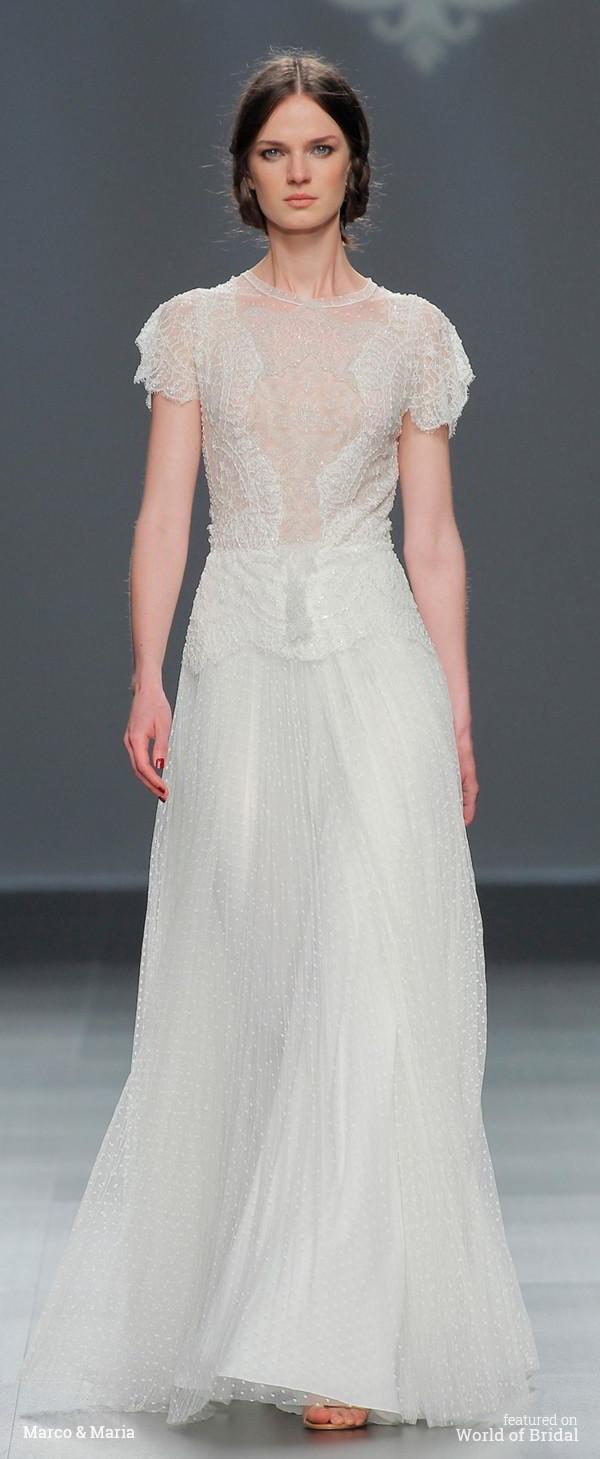 Свадьба - Marco & Maria 2016 Wedding Dresses