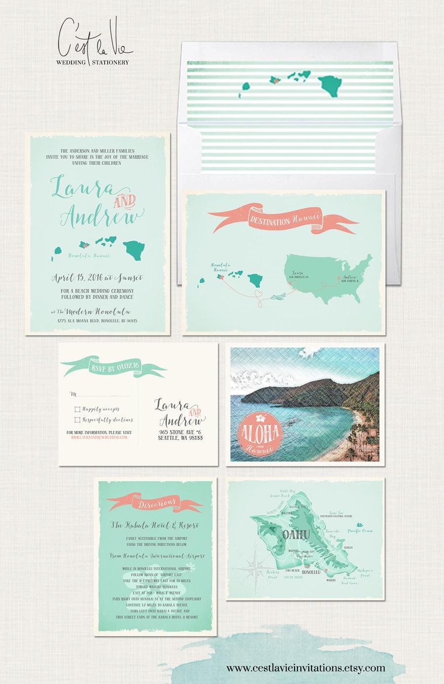 Wedding Ideas - Aloha - Weddbook