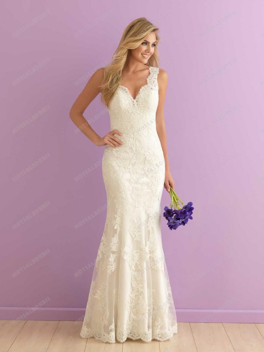 Wedding - Allure Bridals Wedding Dress Style 2901