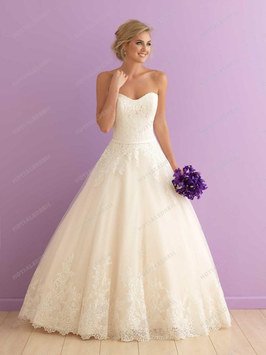 Wedding - Allure Bridals Wedding Dress Style 2902