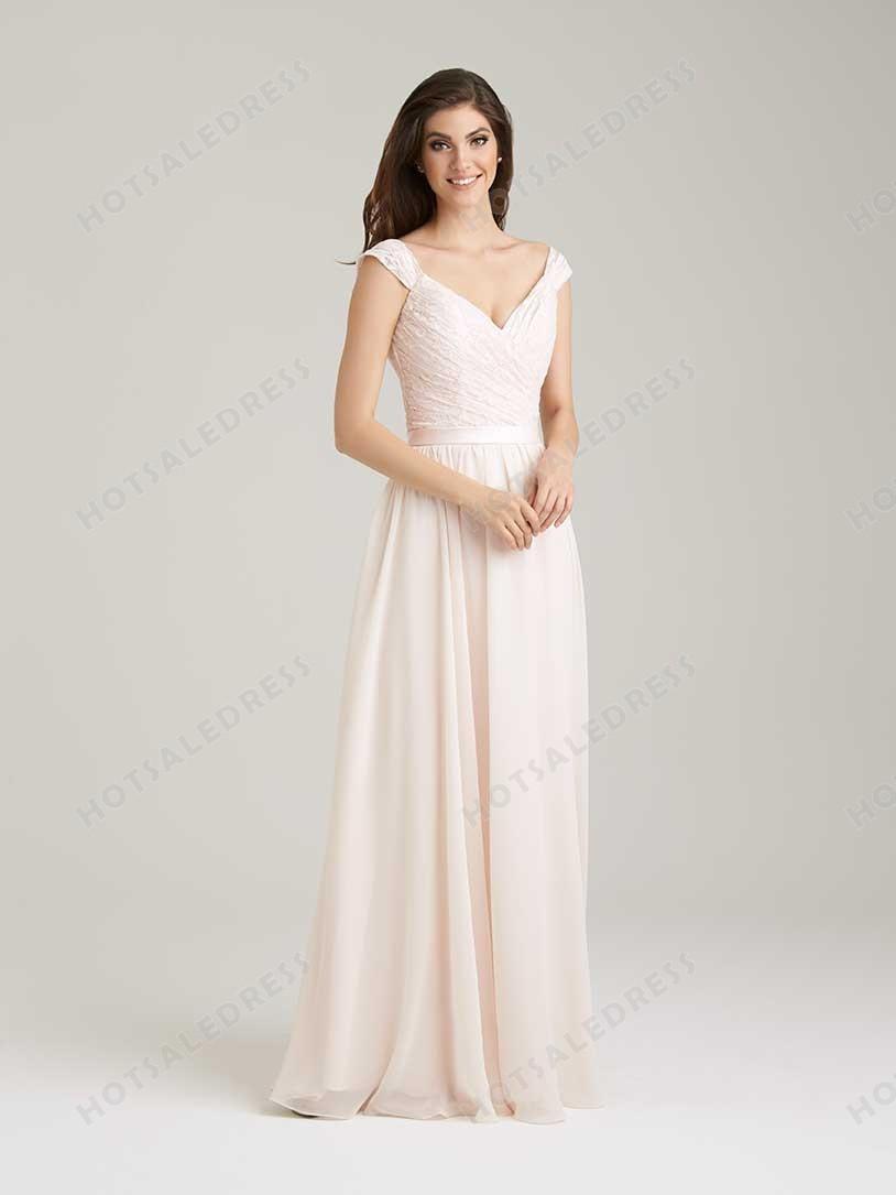 Boda - Allur Bridesmaid Dress Style 1463