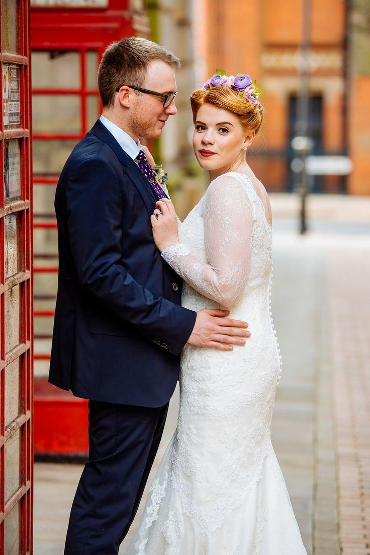 Mariage - A Colourful And Quirky City Wedding