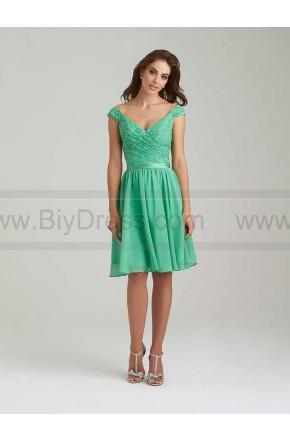 زفاف - Allur Bridesmaid Dress Style 1462