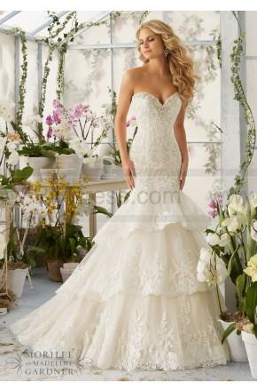 زفاف - Mori Lee Wedding Dresses Style 2810