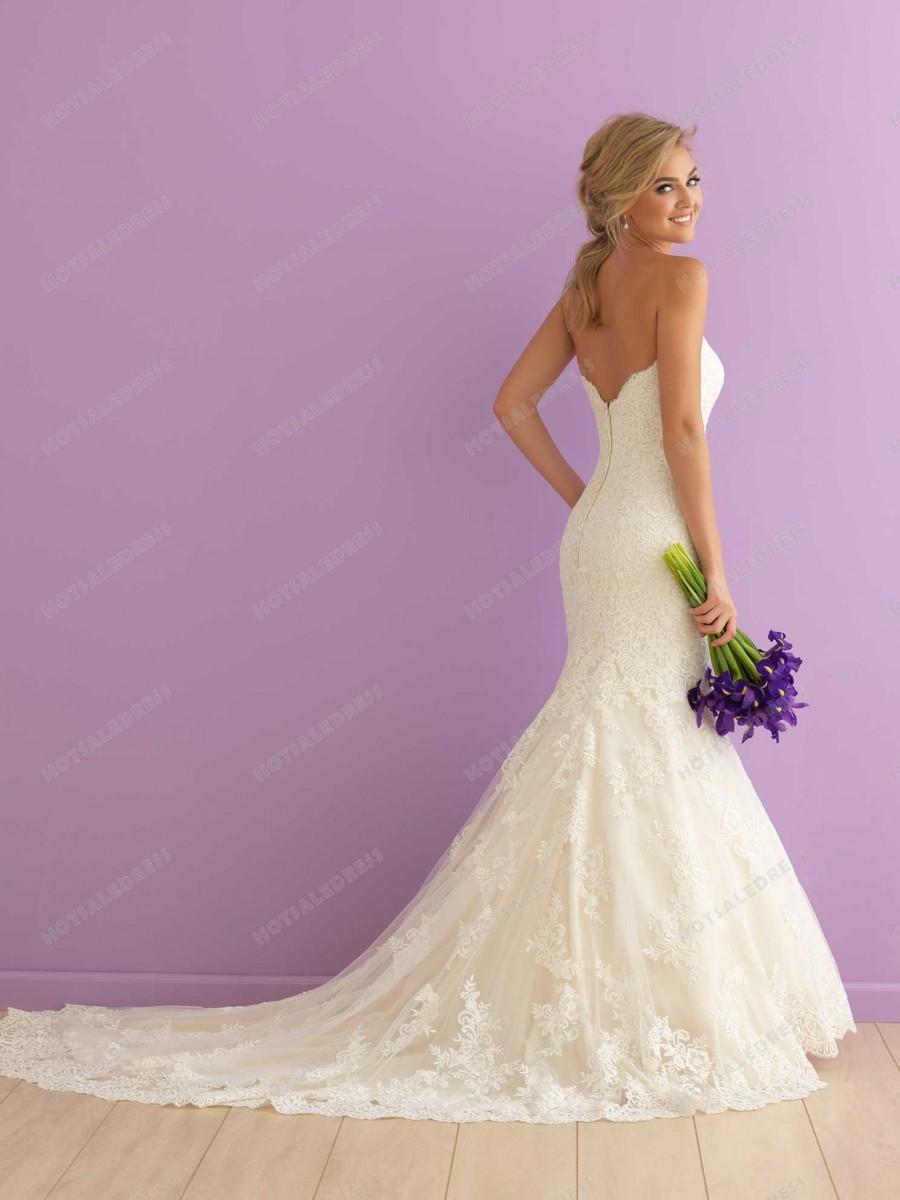 Mariage - Allure Bridals Wedding Dress Style 2906