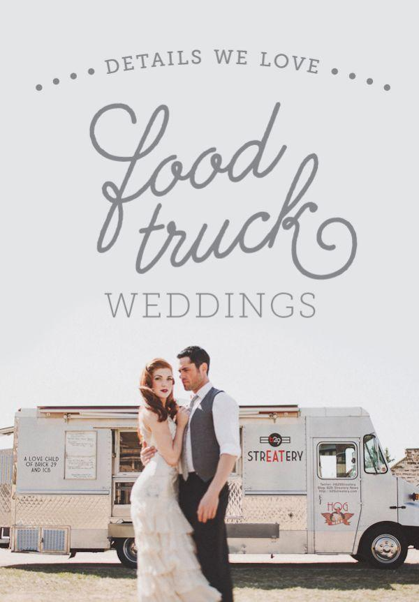 Wedding - Food Truck Weddings