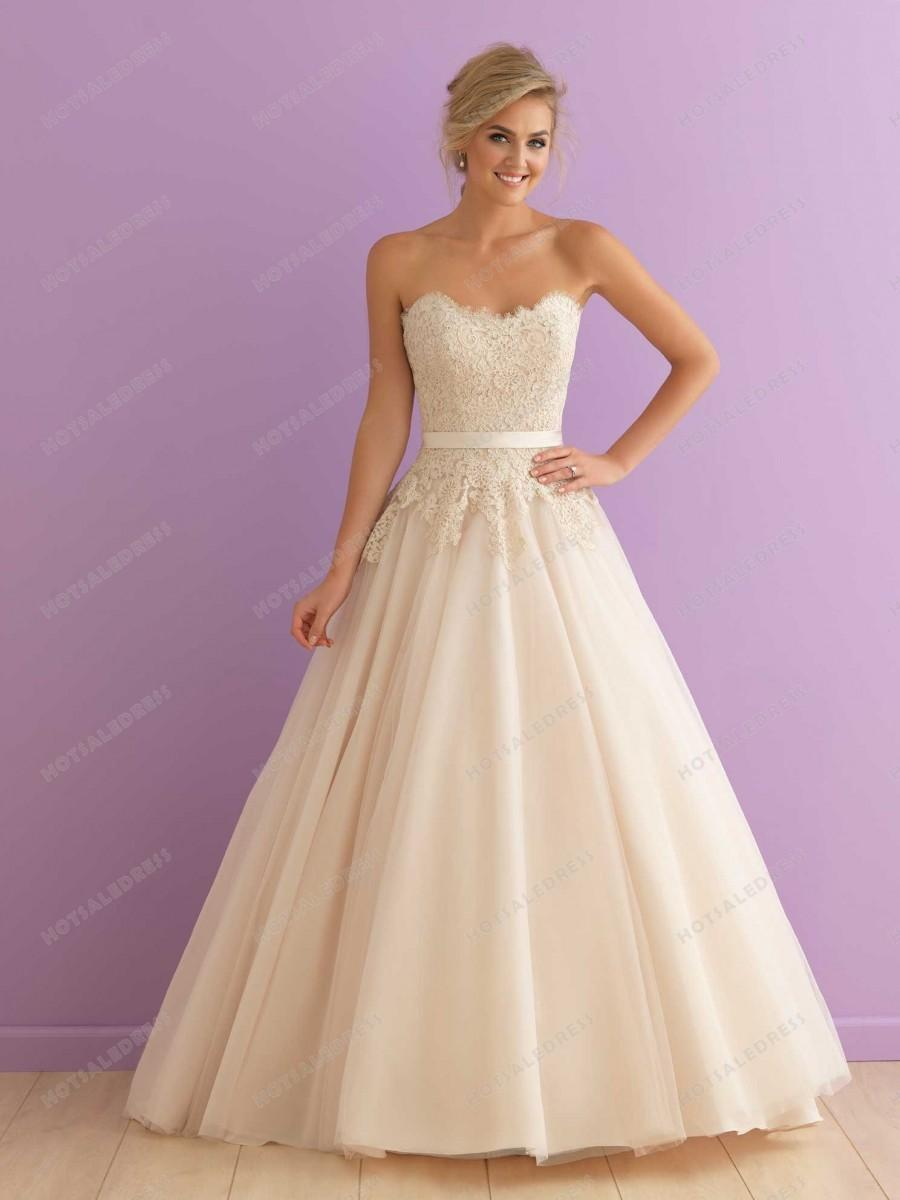 Wedding - Allure Bridals Wedding Dress Style 2908