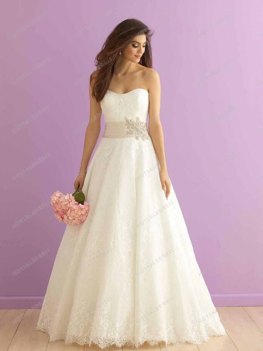 Wedding - Allure Bridals Wedding Dress Style 2909