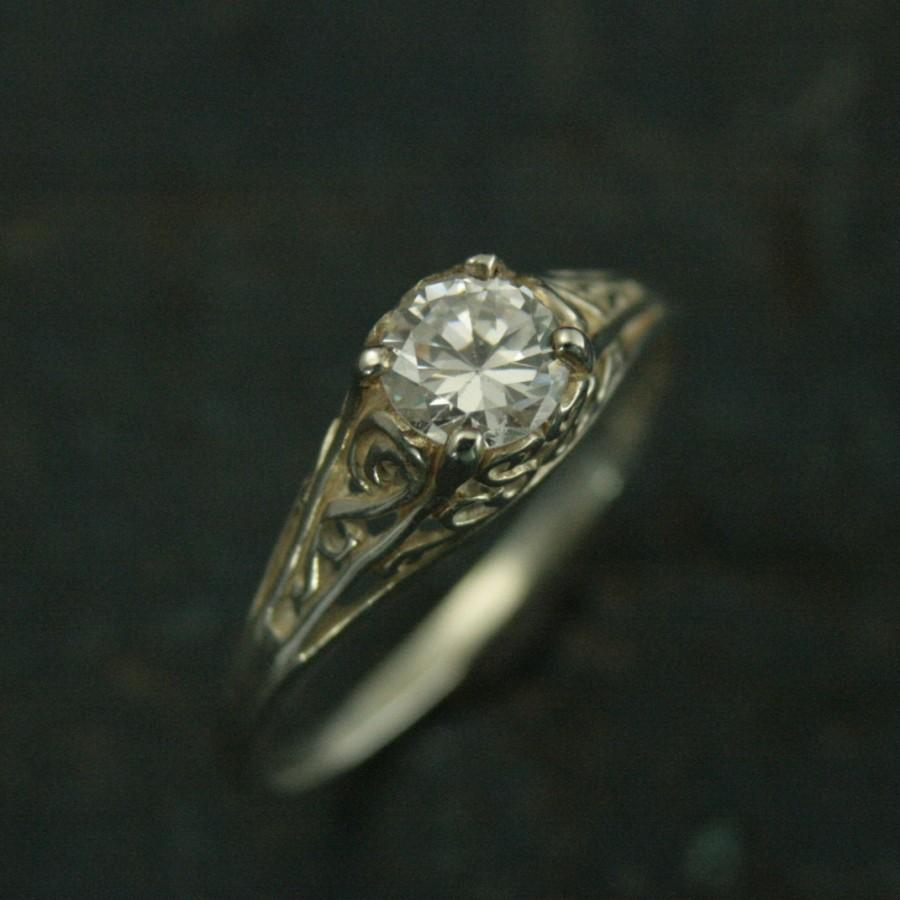 Antique Engagement Rings Vintage Engagement Rings  The