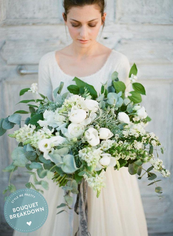 Свадьба - Bouquet Breakdown: Romantic Italian Villa Inspiration