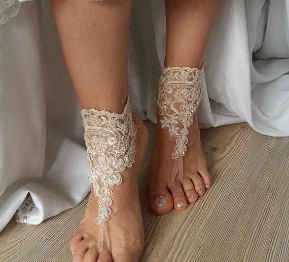 9c6ab817d05e5 Champagne Barefoot