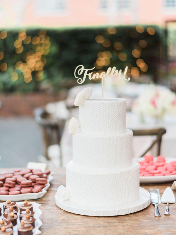 زفاف - Elegant Santa Monica Tiato Wedding