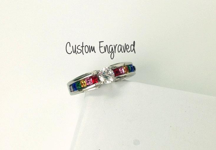 from Grey gay commitment ring