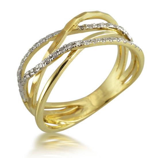 زفاف - Unique Engagement Ring Wedding Ring Width Ring  Promise Ring anniversary ring  Diamond Engagement Ring Art Deco Ring Stackable Rings