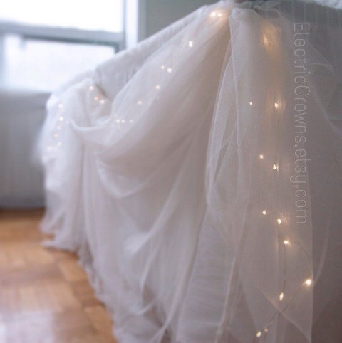 Свадьба - Winter Decor String Lights Indoor Fairy lights Winter Decorations String Lights Led lights Rustic lighting Home Decor 19ft Battery™