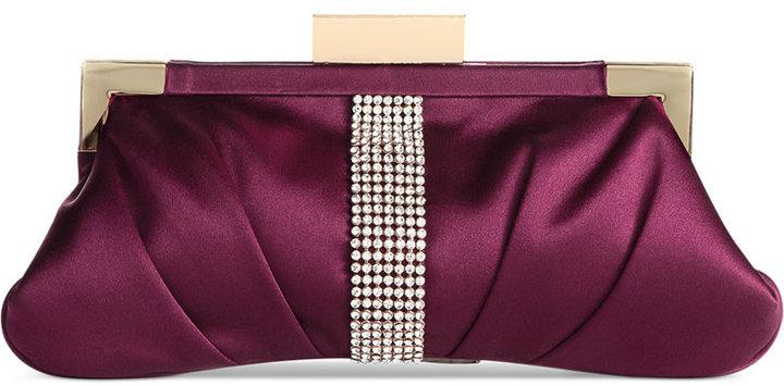 Badgley Mischka Aurore Clutch  2412854 - Weddbook 9d3c94408f062