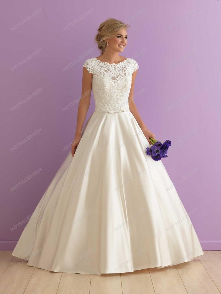 Allure Bridals Wedding Dress Style 2914 #2413187 - Weddbook
