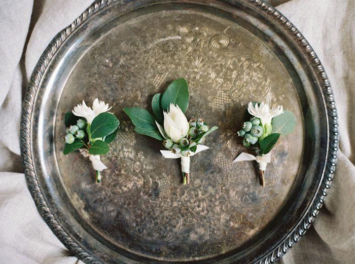 Свадьба - Botanical Wedding Inspiration In Brooklyn