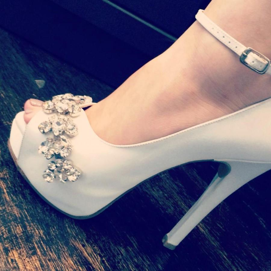Свадьба - Bridal shoes -- style Zulia-- Made to Order