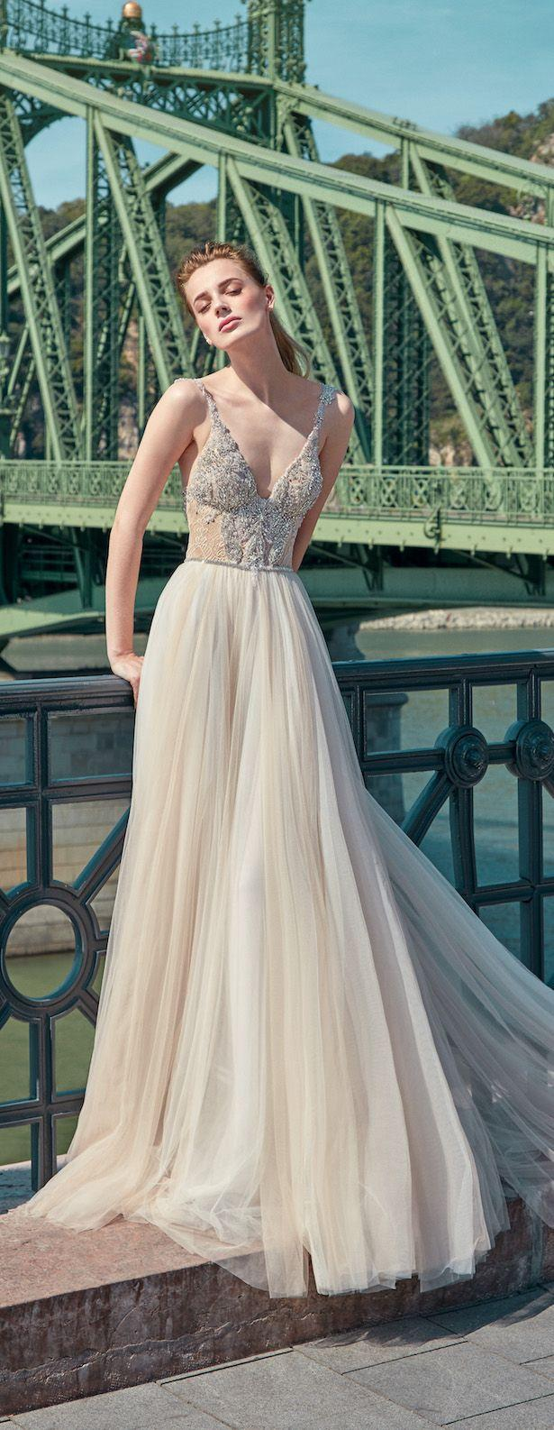 Mariage - Galia Lahav Fall Wedding Dresses Collection 2016
