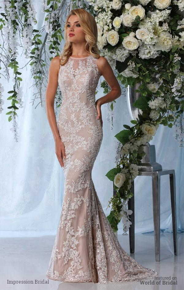 Impression Bridal Spring 2016 Wedding Dresses
