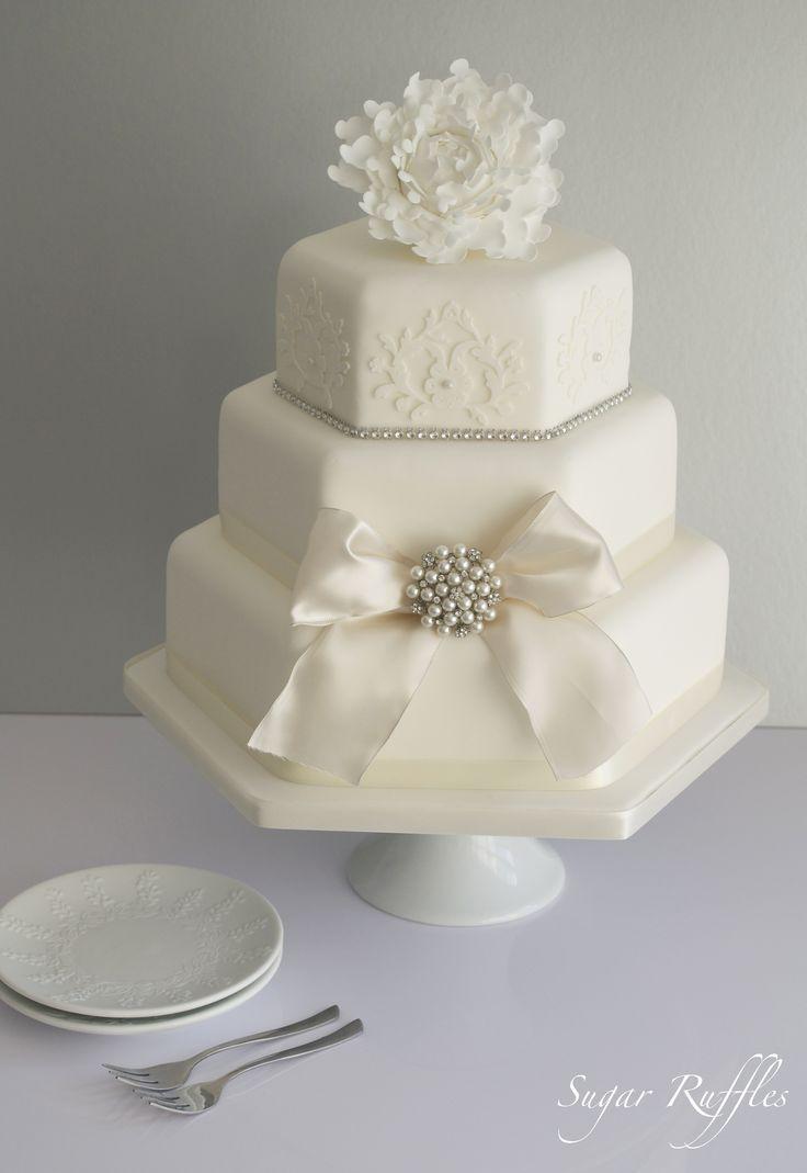 Mariage - Other / Mixed Shaped Wedding Cakes