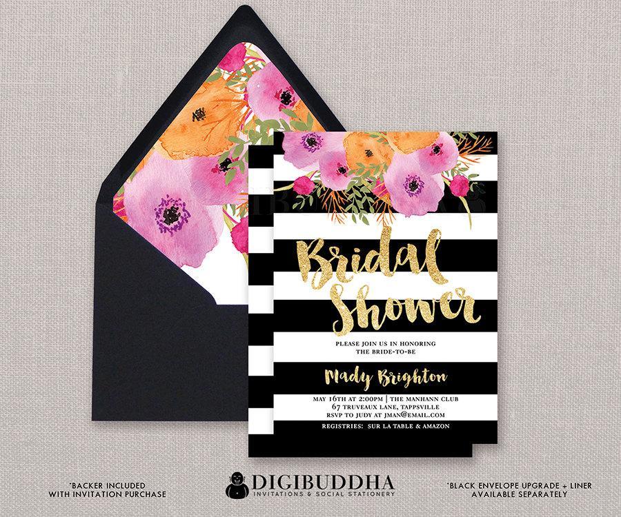 Lingerie Shower Invitation as best invitations design