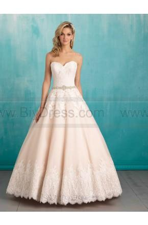 Wedding - Allure Bridals Wedding Dress Style 9319