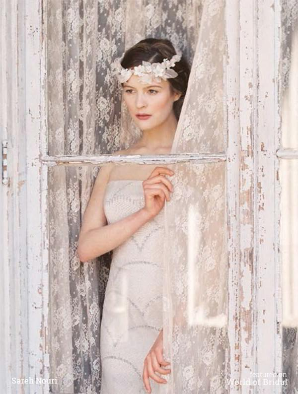 Mariage - Sareh Nouri Spring 2016 Wedding Dresses