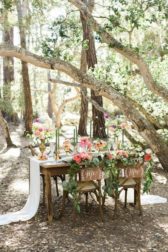 Wedding - Swoon Of The Week! Gorgeous And Romantic Tabletop
