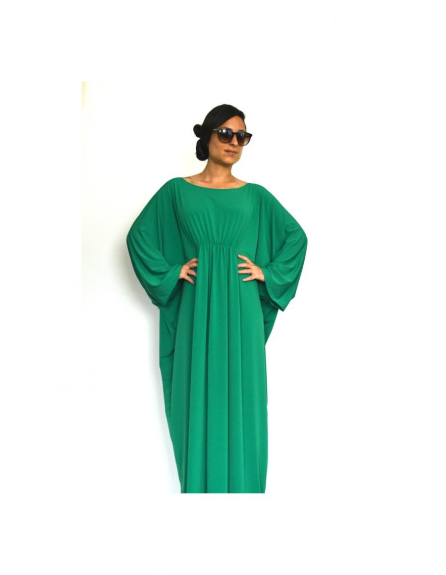 Maxi \'Lovely Lucy\' Kimono Dress, Long Sleeve Kimono Dress ...