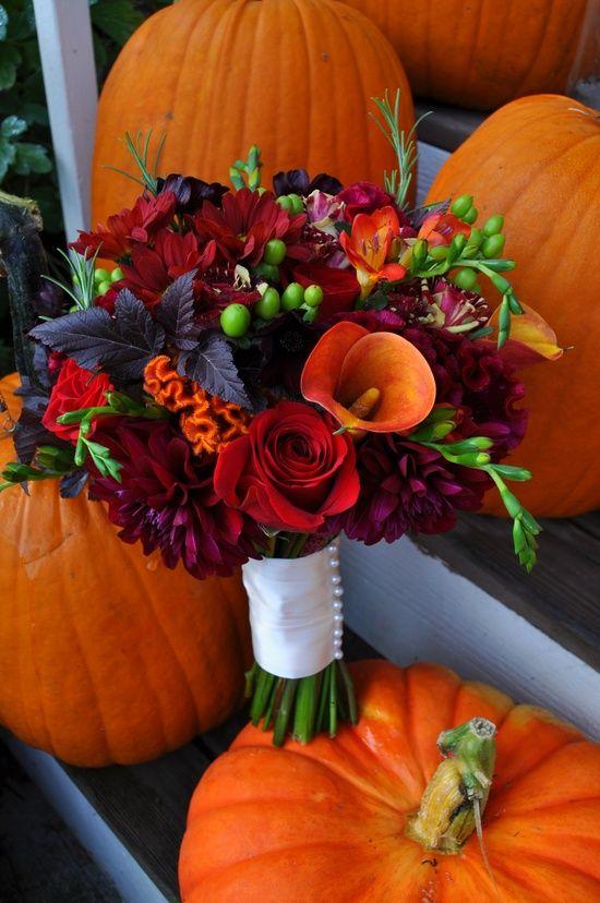 Boda - Autumn Flowers