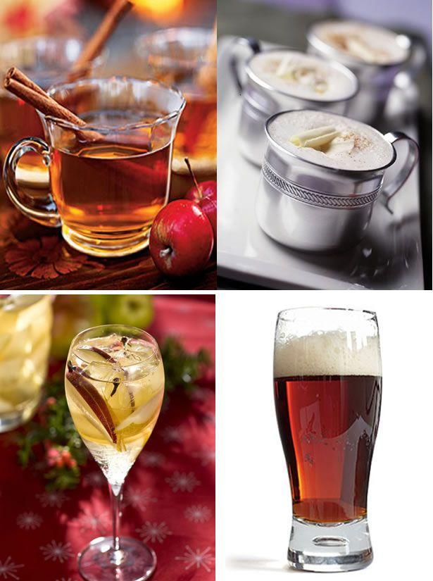 زفاف - Fall Signature Cocktails
