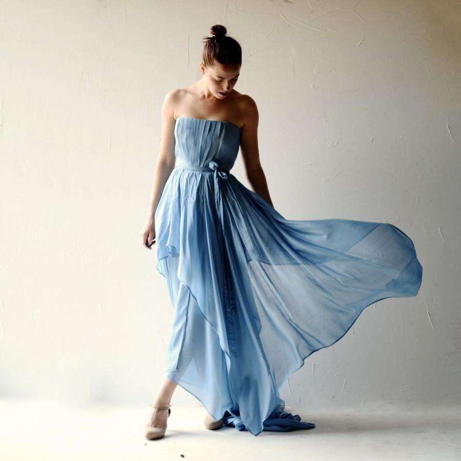 Boho Wedding Dress #5 - Weddbook