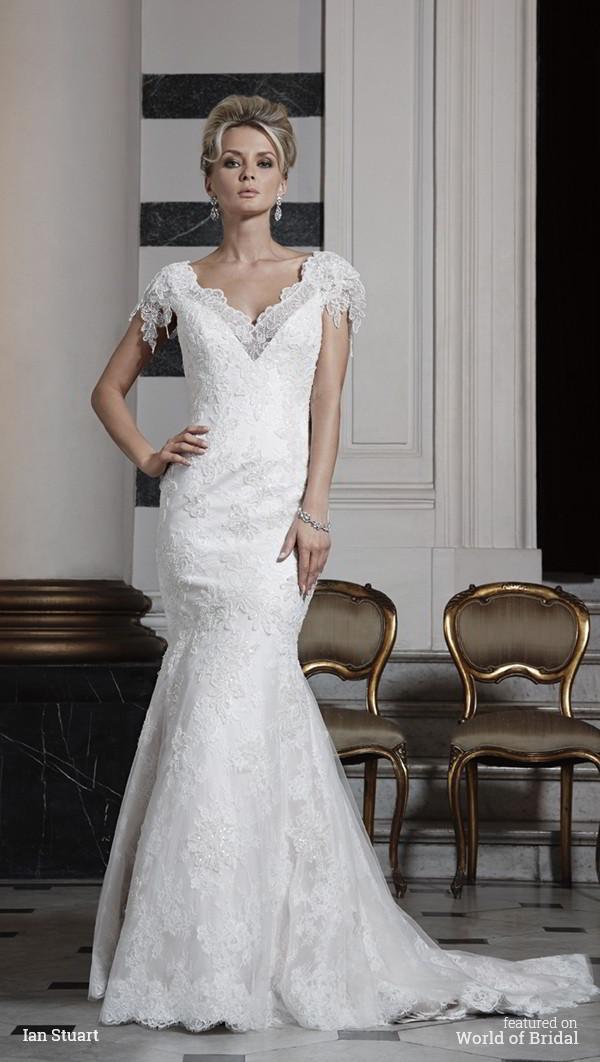 Wedding - Runway Rebel Collection : Ian Stuart 2016 Wedding Dresses