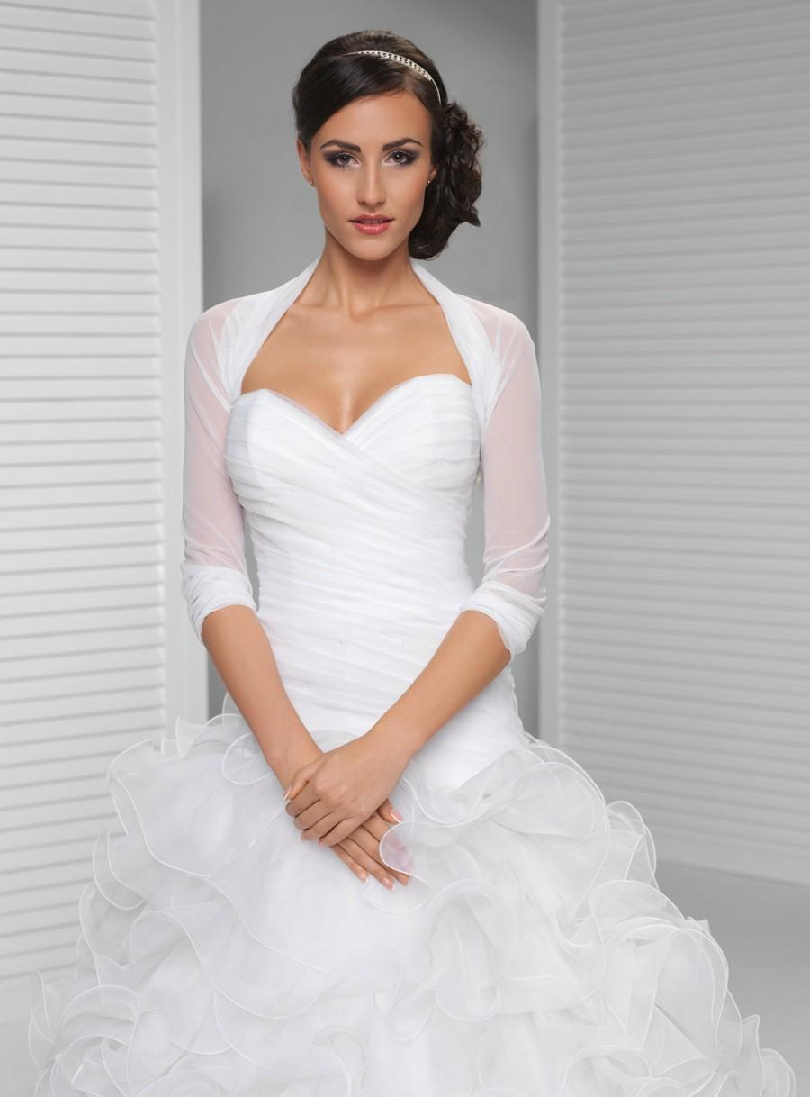 زفاف - Simple Bridal Cover Up