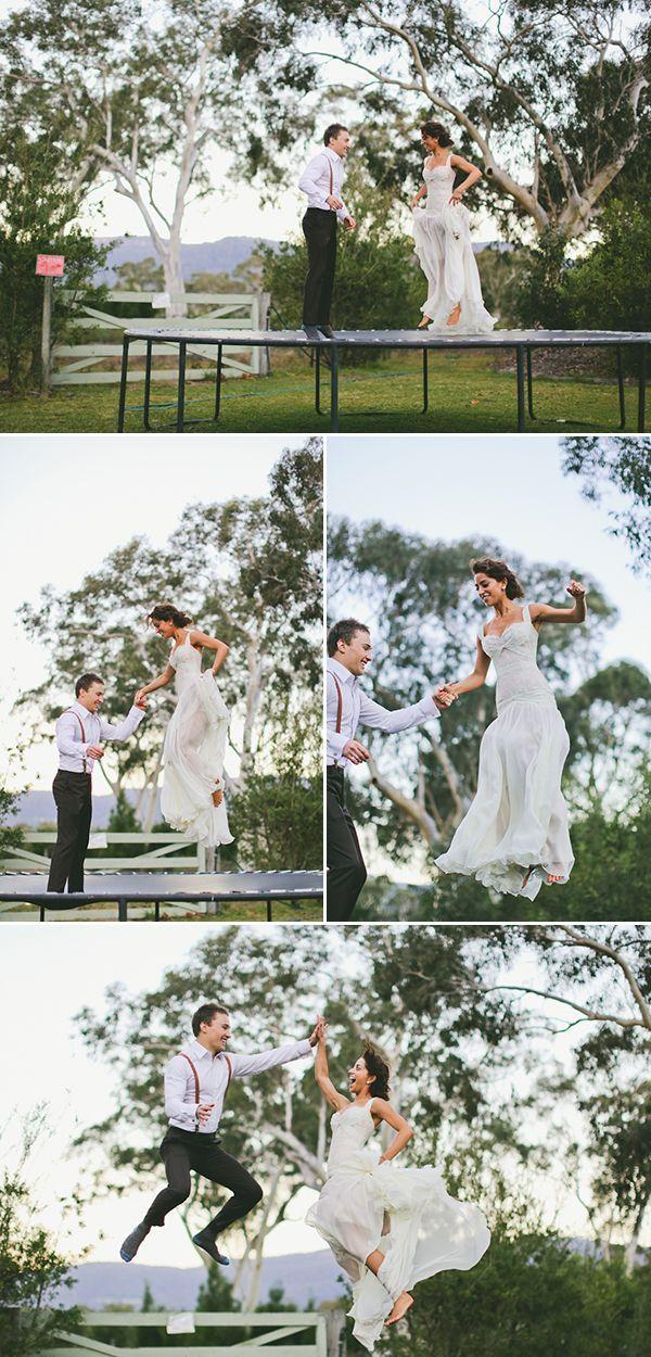 Свадьба - Leanne & Dave: A Kangaroo Valley Bushland Wedding