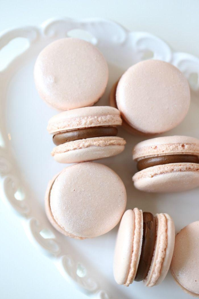 Mariage - Lovely Macarons For Christmas