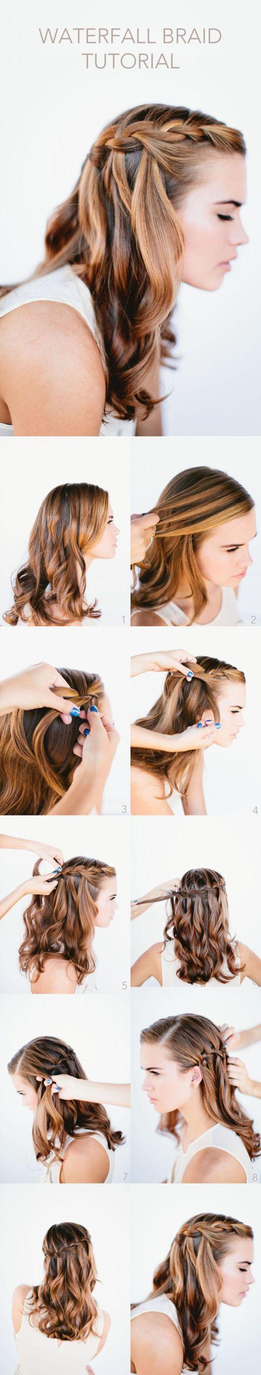 زفاف - 8 GORGEOUS Long Hair Tutorials You Should Steal From Pinterest