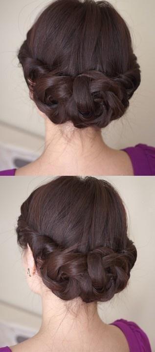 زفاف - Celebrity Female Hairstyles: January 2013