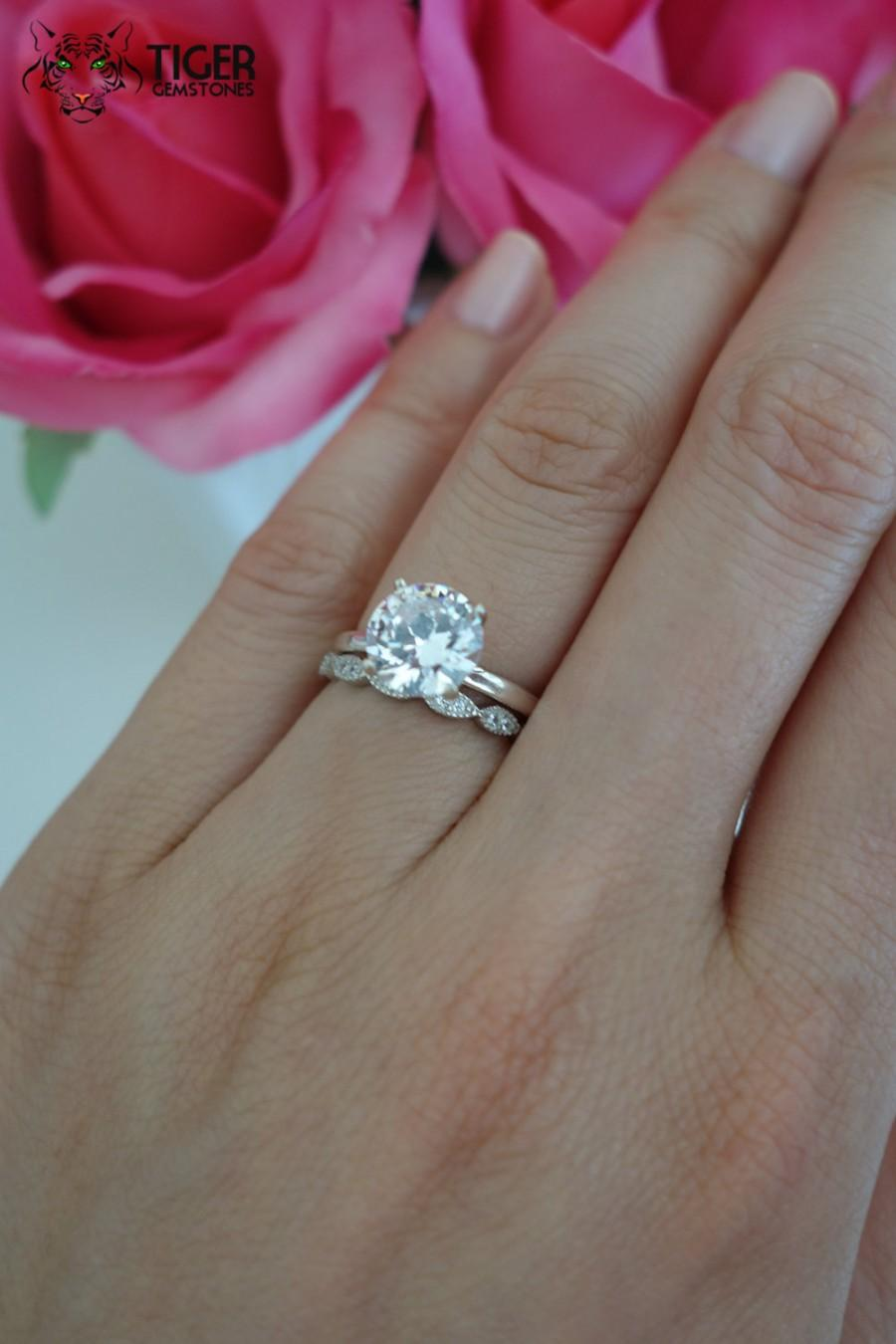ring wedding diamond engagement affordable rings carat miami illusion