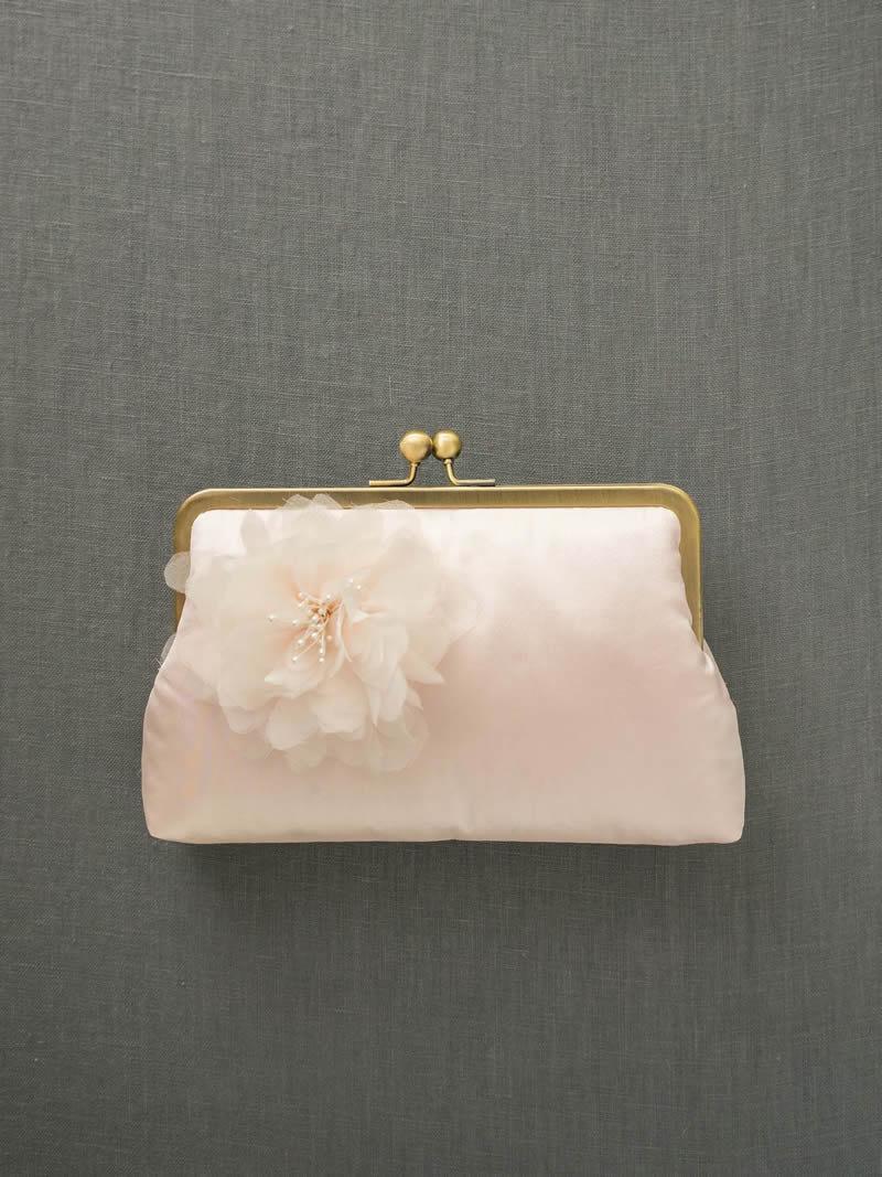 Hochzeit - Bridal Clutch Bag