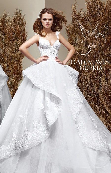Bridal Dress GUERIA, Lace Wedding Dresses, Lace Wedding Dress, Lace ...