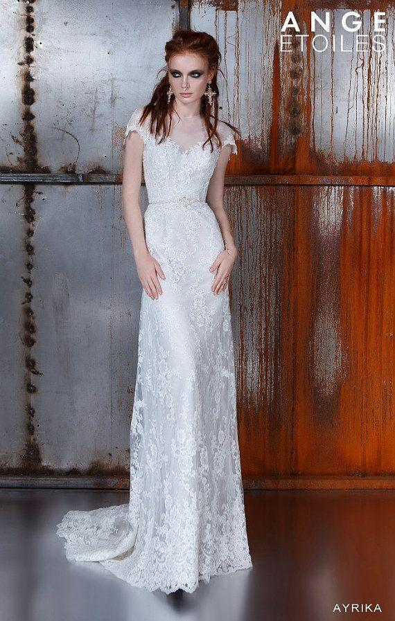 زفاف - Wedding Dress AYRIKA, Sexy Wedding Dress ,wedding Dress, Lace Wedding Dresses