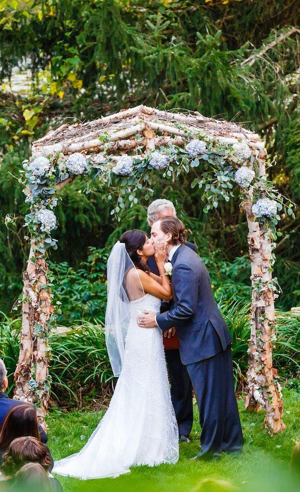 Hochzeit - Purple Organic Wedding