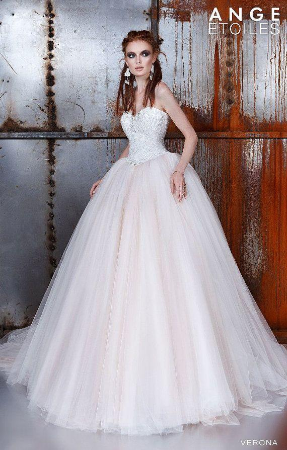 Wedding Dress VERONA, Wedding Dresses Ball Gown, Wedding Dresses ...