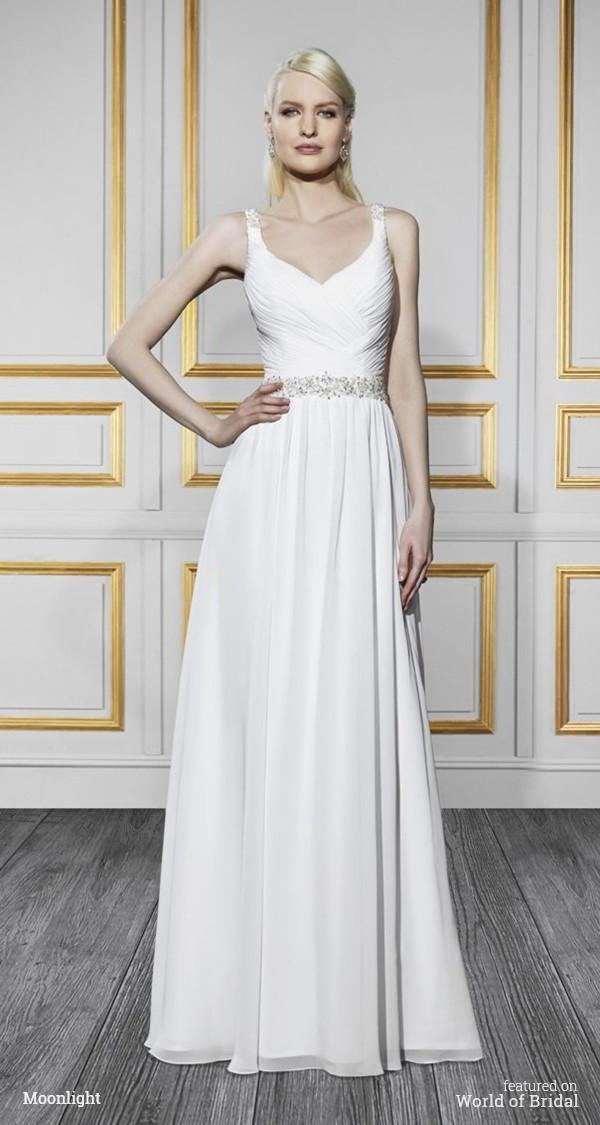 Wedding - Moonlight Tango 2016 Wedding Dresses