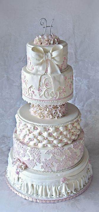 Wedding - OKAY, This CAKE Takes THE CAKE!!!! - Project Wedding