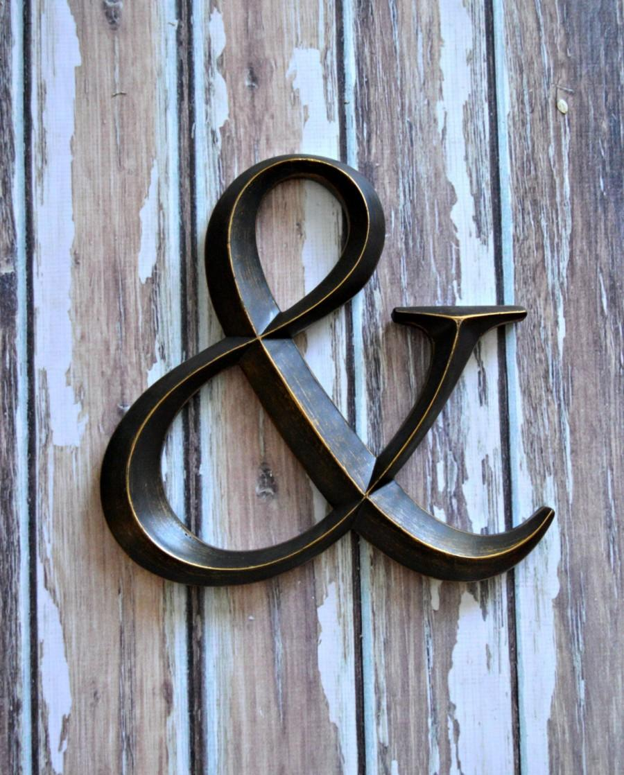 Large ampersand wedding decoration photo prop photo booth for Ampersand decor