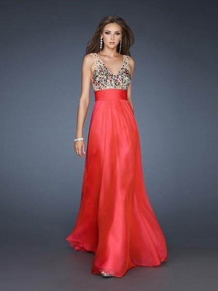 Hot Strap Sleeveless Long Formalevening Dresses Australia 2417667